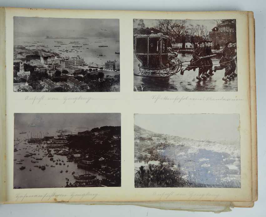China: a photo album of Marine soldiers between 1895-1900. - photo 9