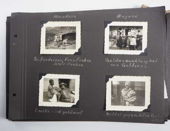 The extensive estate of a family of German East Africa. - photo 4