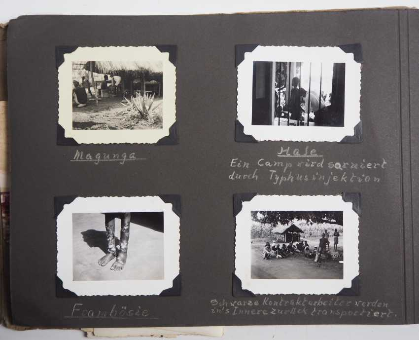 The extensive estate of a family of German East Africa. - photo 5