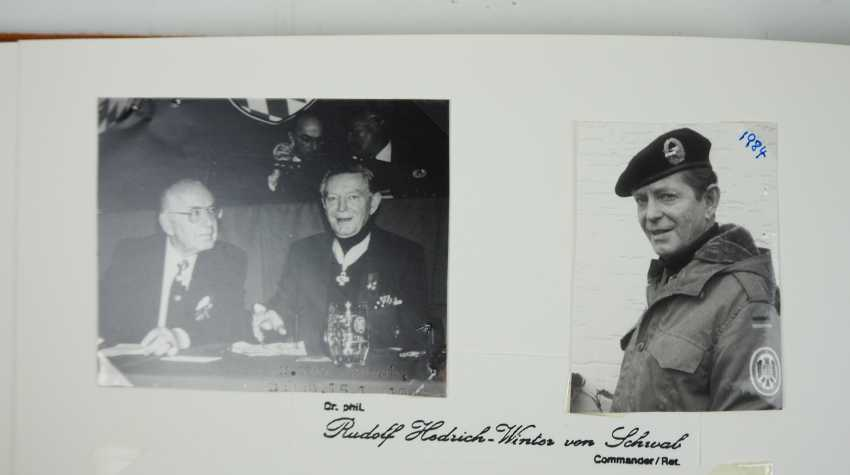 Photo album of the SS-group leader and chief pilot of Adolf Hitler Hans Baur. - photo 3