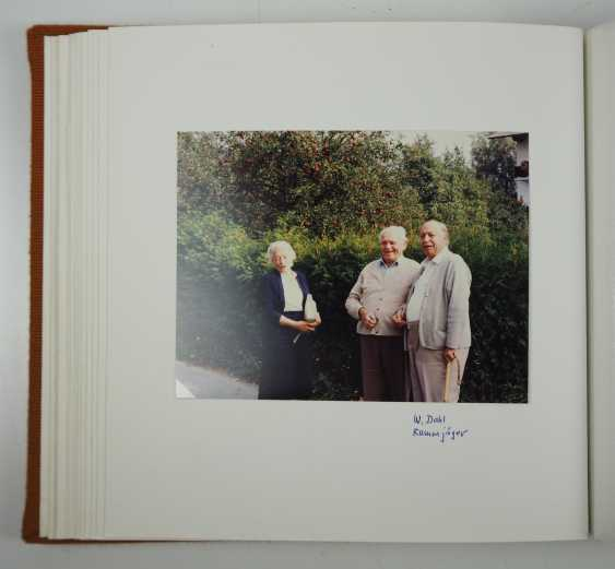 Photo album of the SS-group leader and chief pilot of Adolf Hitler Hans Baur. - photo 5