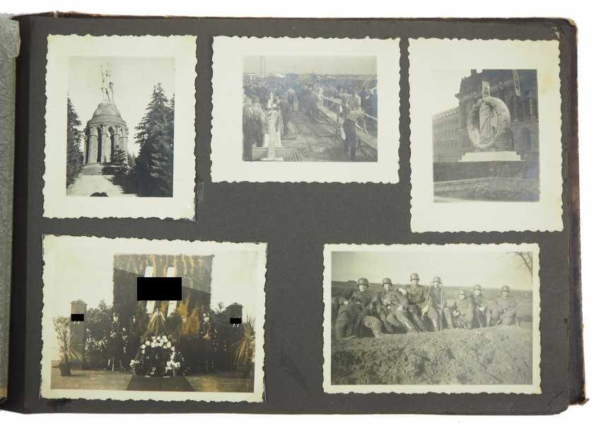 "Fotoalbum Sturmbann II / SS ""Germania"". - photo 3"