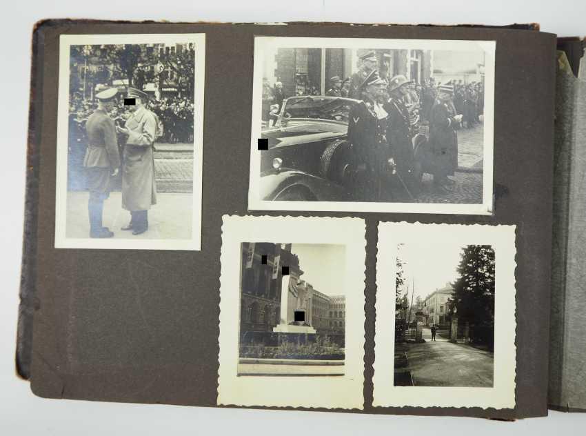 "Fotoalbum Sturmbann II / SS ""Germania"". - photo 4"