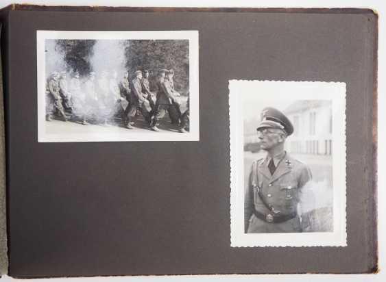 "Fotoalbum Sturmbann II / SS ""Germania"". - photo 5"