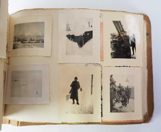 "Photo album of the 3. SS-Flak-Abteilung B ""upper salt mountain"". - photo 4"