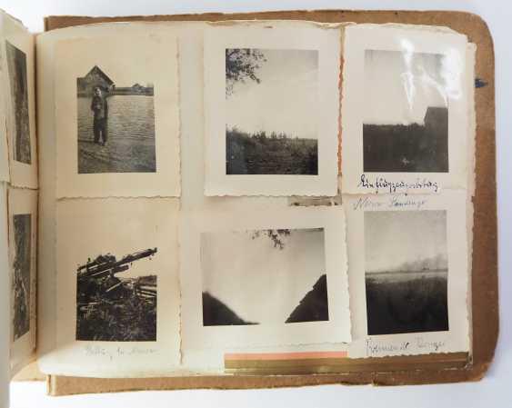 "Photo album of the 3. SS-Flak-Abteilung B ""upper salt mountain"". - photo 12"