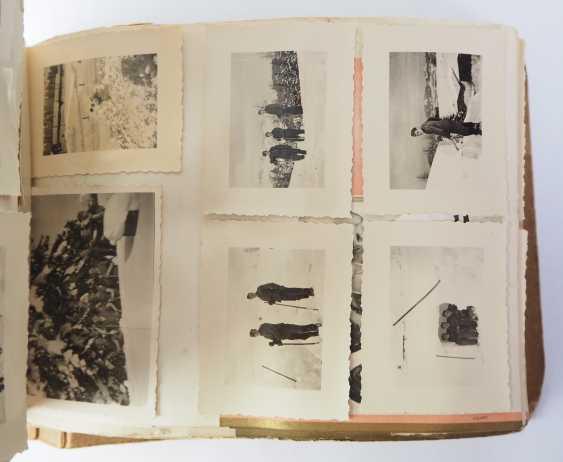 "Photo album of the 3. SS-Flak-Abteilung B ""upper salt mountain"". - photo 13"