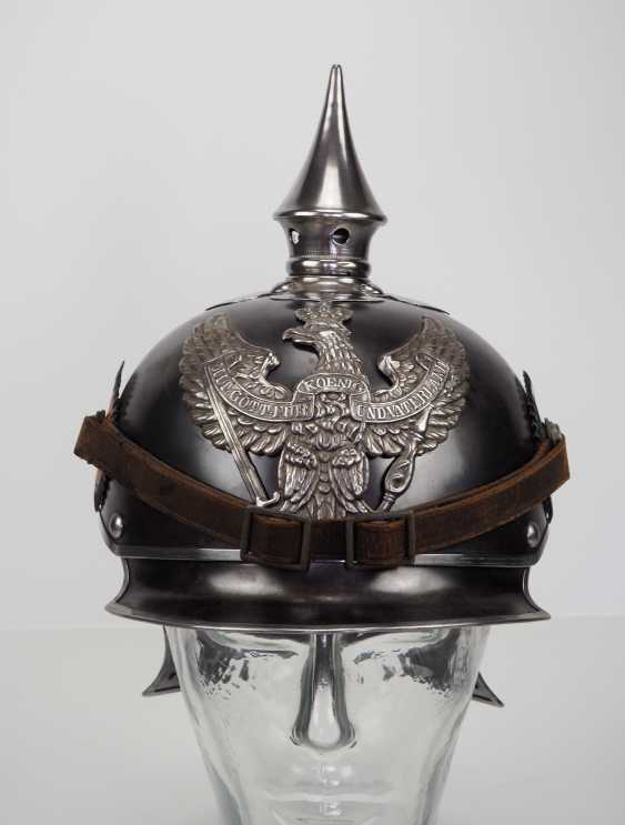 Prussia: helmet M1915 for teams of hunters to horse. - photo 2