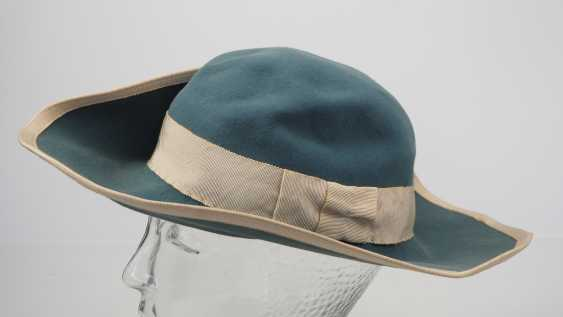 Imperial protection force: hat for teams in German East Africa. - photo 2