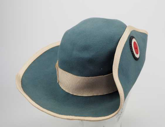 Imperial protection force: hat for teams in German East Africa. - photo 3