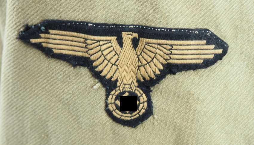 Waffen-SS: Sahariana. - photo 2