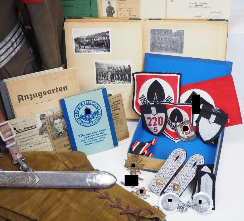 RADurchmesser: estate of a top field champion in the Empire line. - photo 2