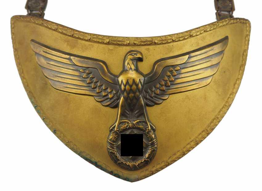NSDAP: ring collar for flag bearers. - photo 3
