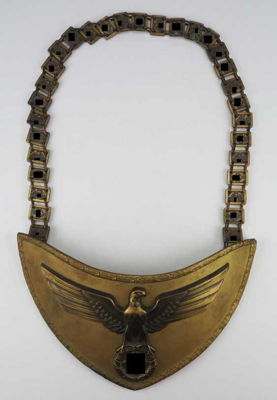 NSDAP: ring collar for flag bearers. - photo 4