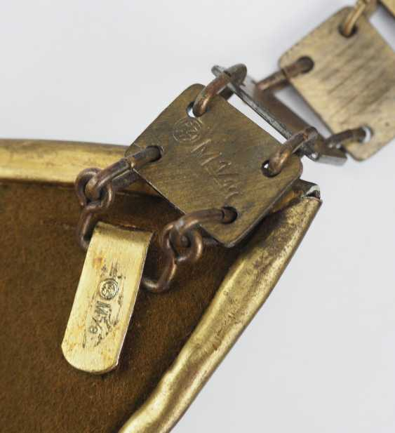 NSDAP: ring collar for flag bearers. - photo 2