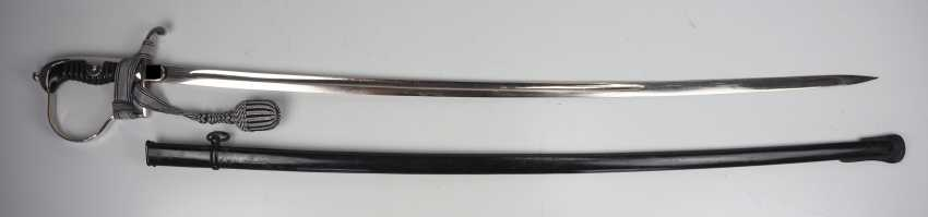 SS-cavalry sabre for leaders with Portepee. - photo 3