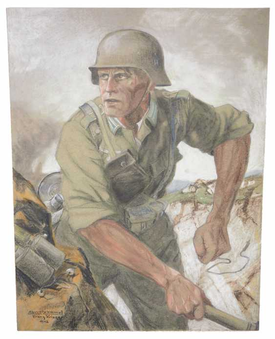 Krieger, Franz: The Defensive Battle. - photo 1