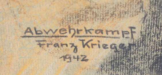 Krieger, Franz: The Defensive Battle. - photo 2