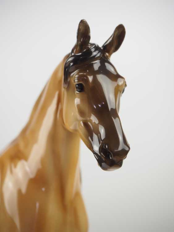 Allach Standing Horse. - photo 1