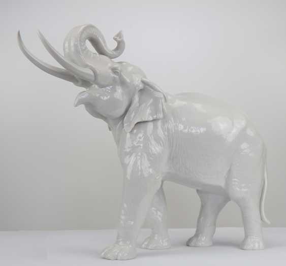 Allach Large Elephant - photo 1