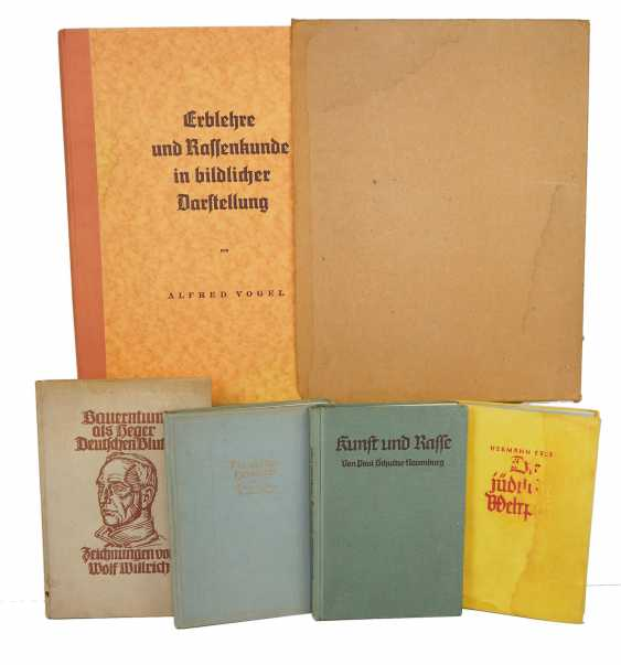 5 Books - Anti-Semitism. - photo 1