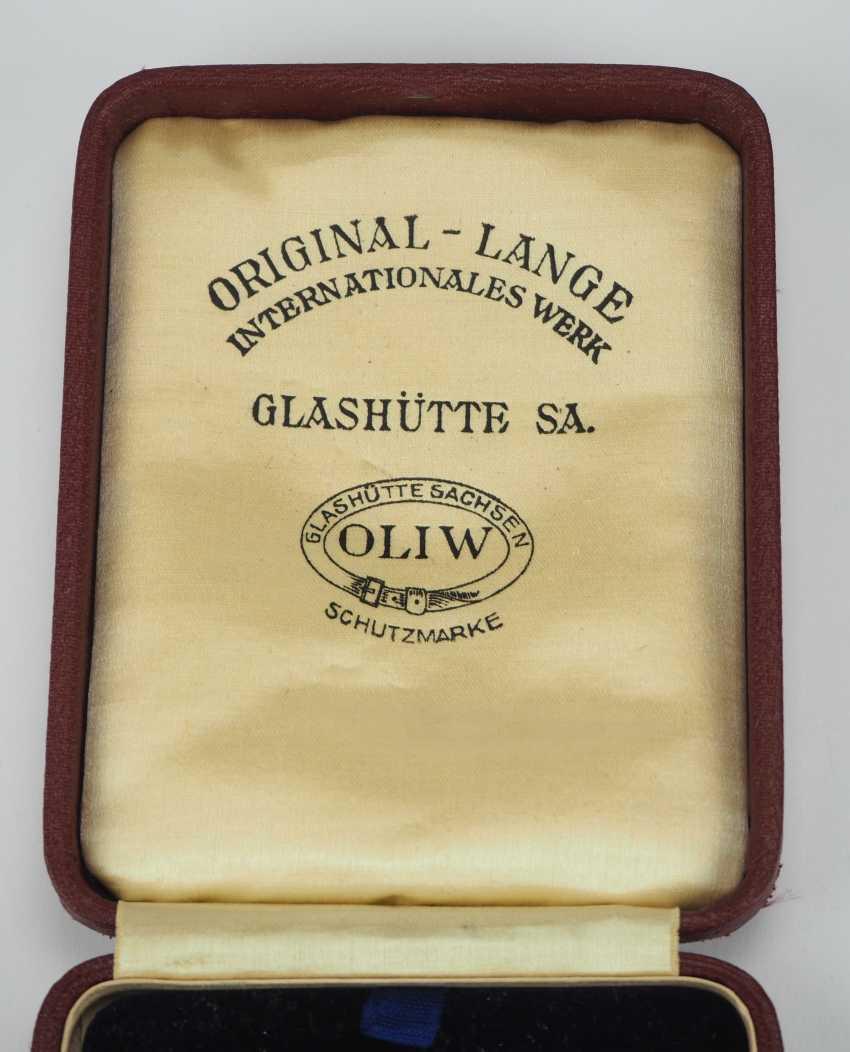 Pocket watch, German watch manufacture Glashütte SA - OLIW. - photo 2