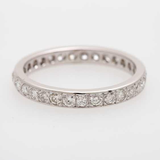 Eternity ring set m. Diam.-Brilliant - photo 1