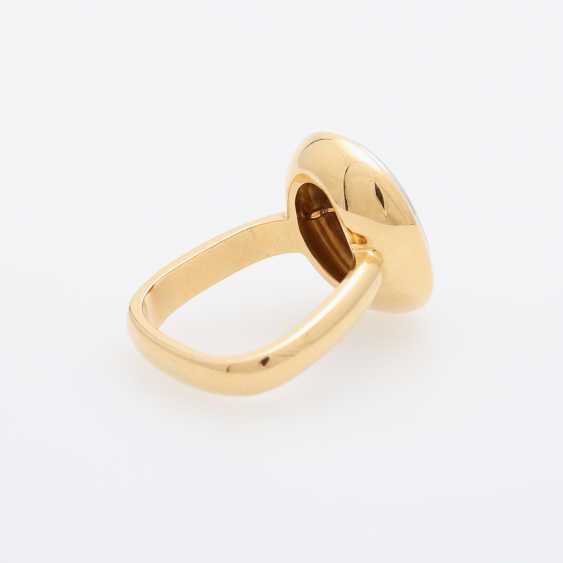 KURTZ Ring with tanzanite - photo 3