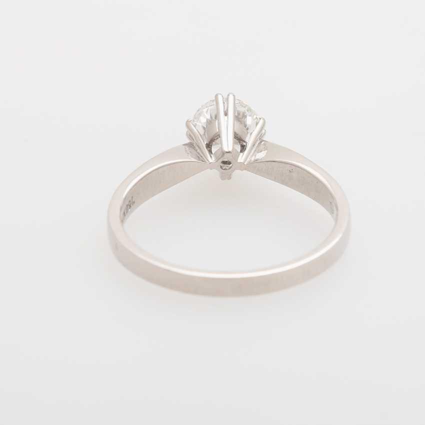 KURTZ solitaire Ring, 0,78 ct., - photo 4