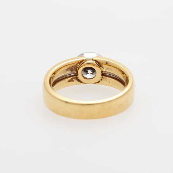Ladies ring with brilliant-solitaire - photo 4