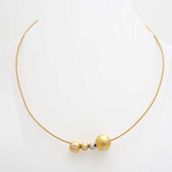 NIESSING gold necklace m. 4 followers - photo 1