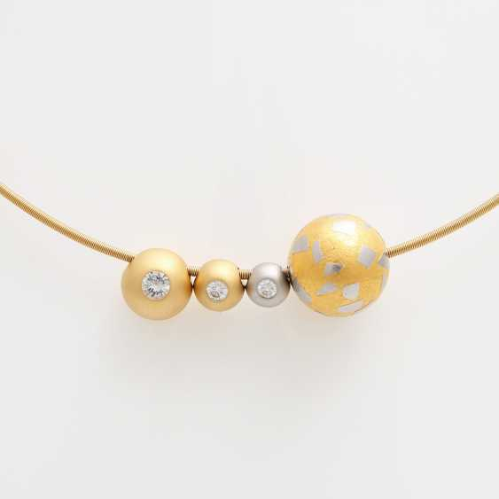 NIESSING gold necklace m. 4 followers - photo 2