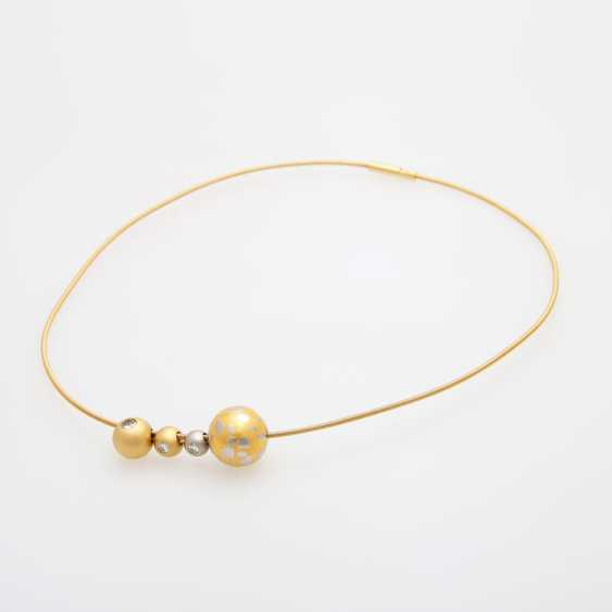 NIESSING gold necklace m. 4 followers - photo 3