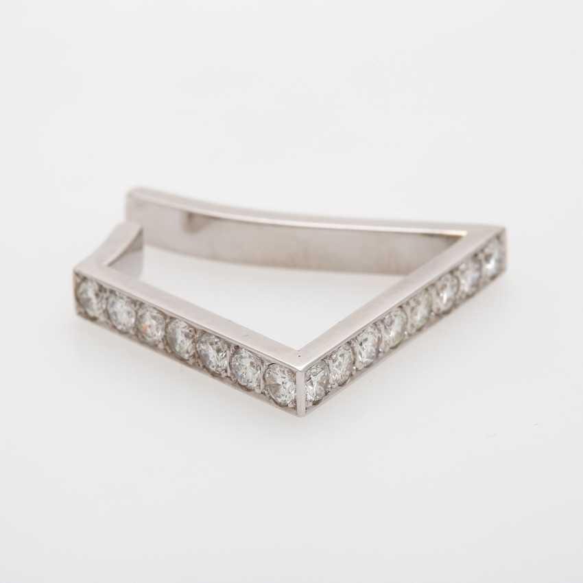 Mount Creole with 15 brilliant-cut diamonds - photo 4