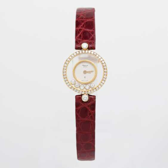 "CHOPARD ""Happy Diamonds"", Ref. 4052, ca. 1980/90er Jahre, Gelbgold 18K - photo 5"
