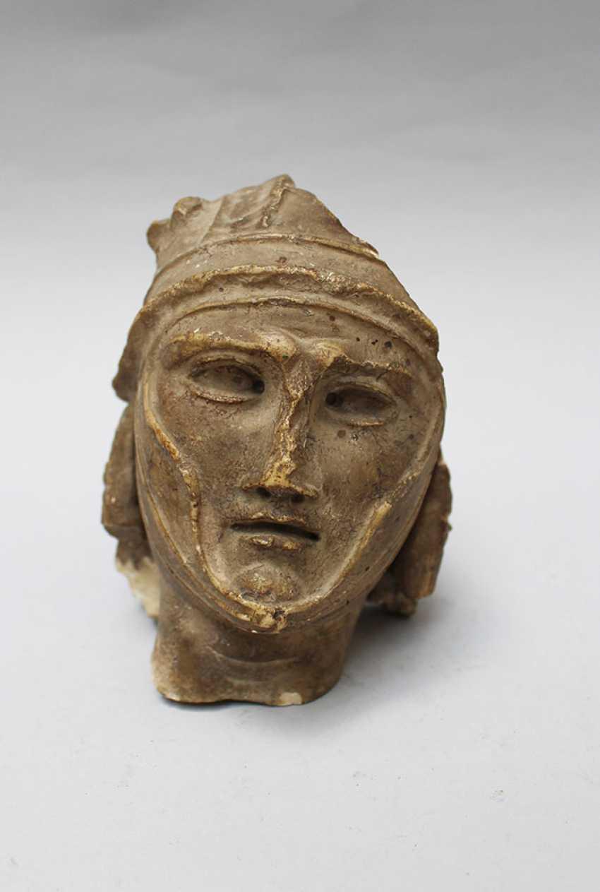 Male Stone Head - photo 2