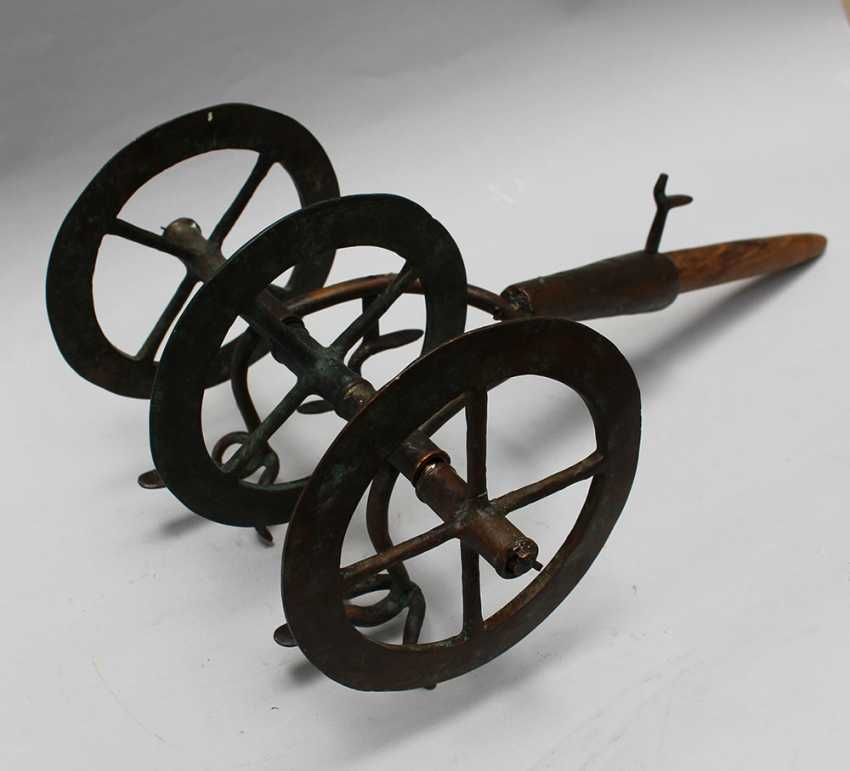 Model of an Archaic Plow - photo 2