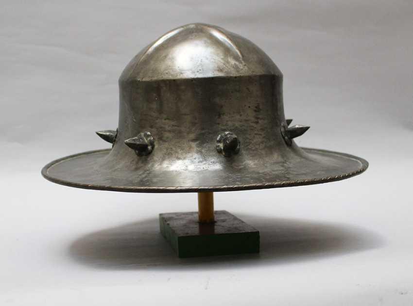 Iron Helmet in Medieval Style - photo 1