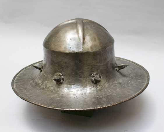 Iron Helmet in Medieval Style - photo 2