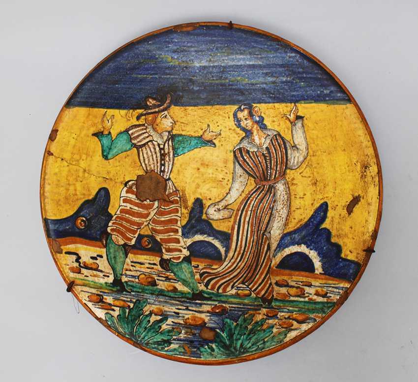 Montelupo Ceramic Dish  - photo 2