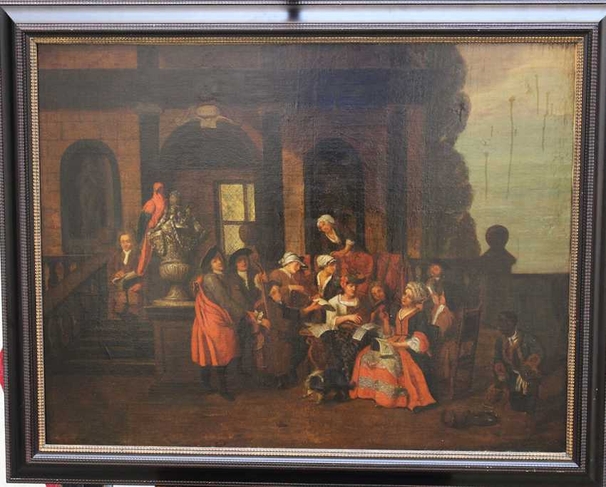 Francois Xaver Henri Verbeeck (1686-1755)-attributed - photo 1