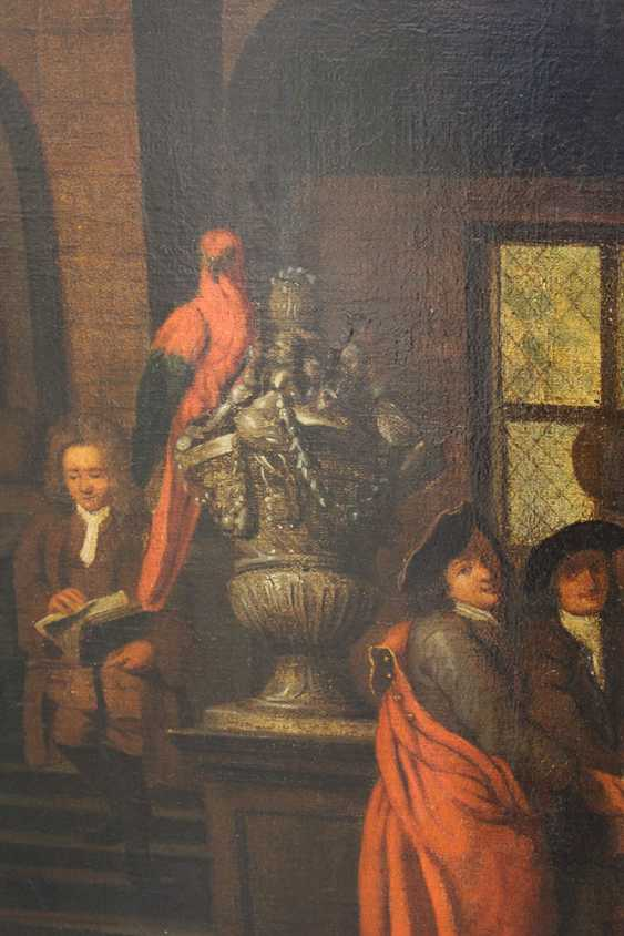 Francois Xaver Henri Verbeeck (1686-1755)-attributed - photo 2