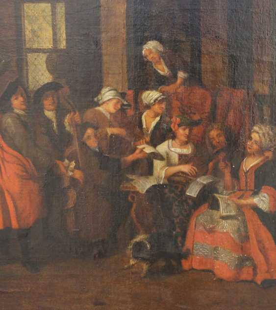 Francois Xaver Henri Verbeeck (1686-1755)-attributed - photo 3