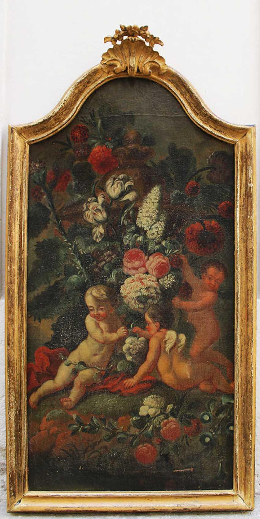 Giuseppe Lavagna (1684-1724)- circle - photo 1
