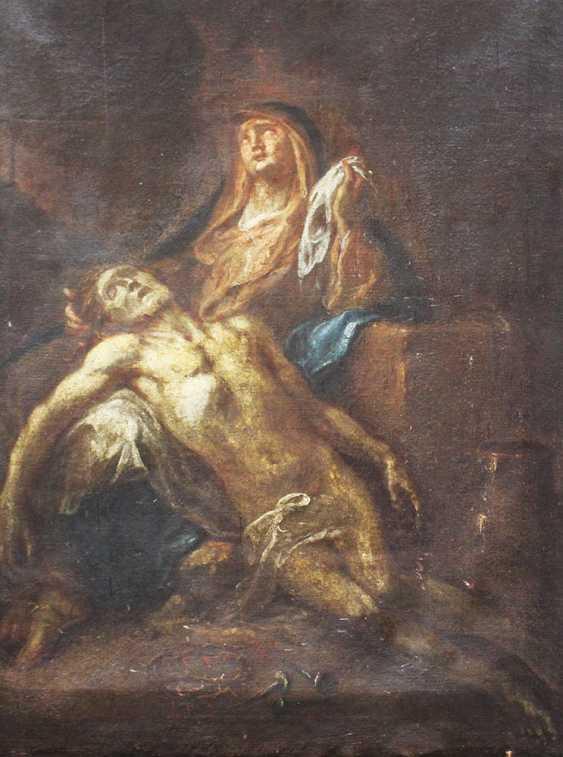 Martin Johann Schmidt, ( 1718 - 1801 )- attributed - photo 1