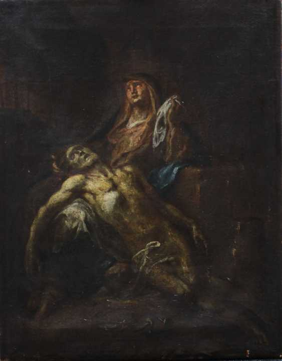 Martin Johann Schmidt, ( 1718 - 1801 )- attributed - photo 2