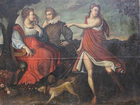 Lodewijk Toeput  called Il Pozzoserrato (1550-1605)attributed  - photo 1