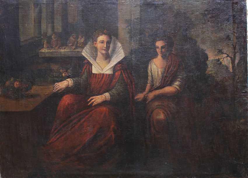Lodewijk Toeput  called Il Pozzoserrato (1550-1605)attributed  - photo 2