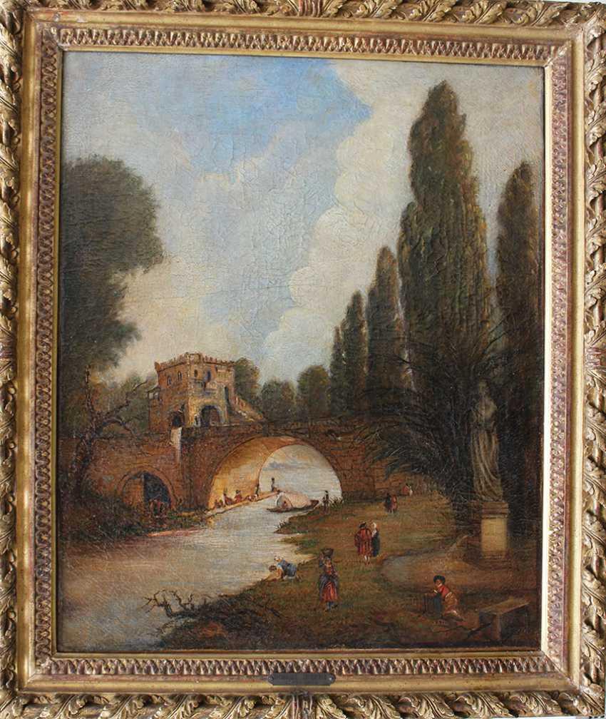 Hubert Robert (1733-1808)-followers - photo 1