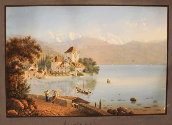 Johann Ludwig Bleuler (1792-1850) - photo 3